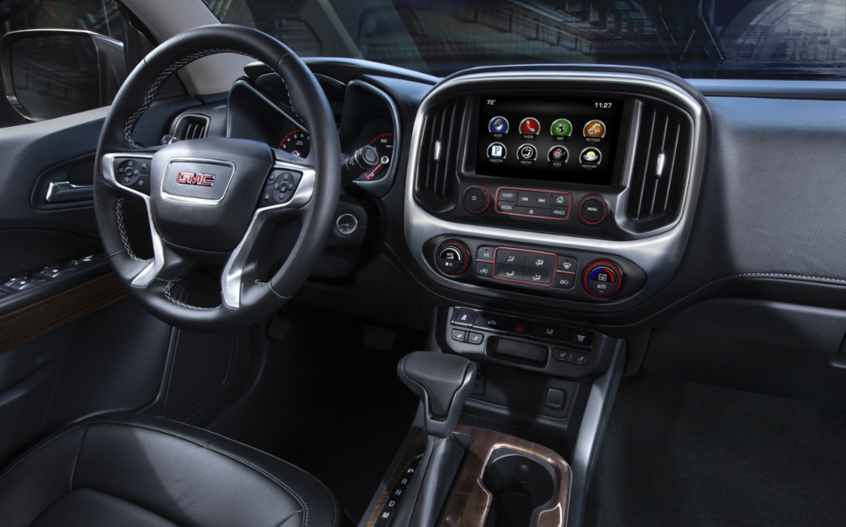 likely slightly canyon gmc to more canada review cab sle crew tested