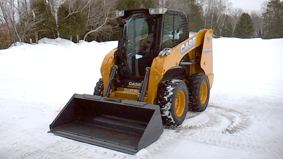 CASE Skid Steer Auction SR175 Image