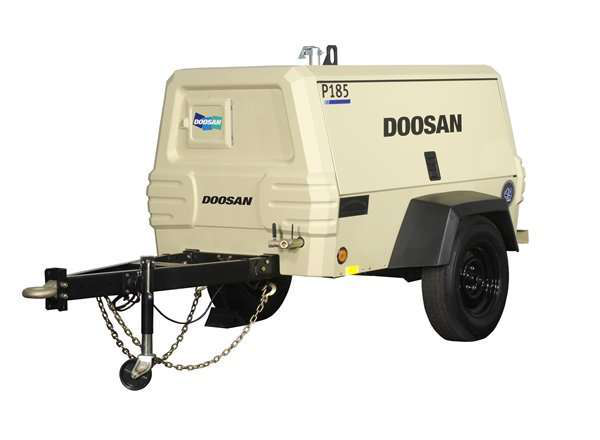 Doosan Portable Power Intros P185 And C185 Tier 4 Final