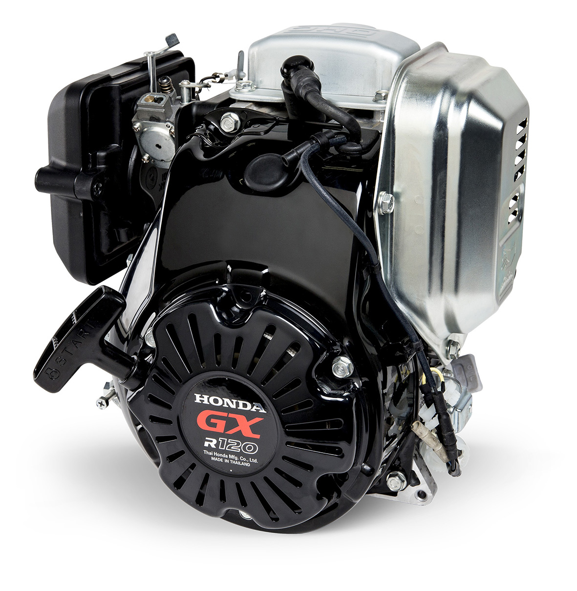 Honda GXR120 Rammer Engine