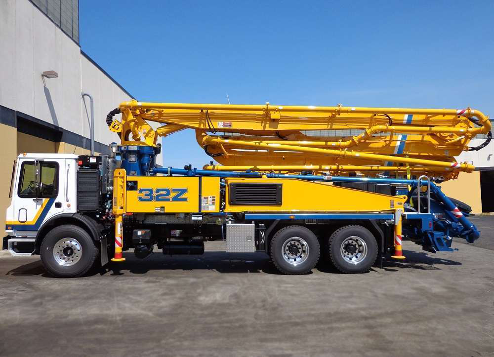Putzmeister 32Z Meter Truck