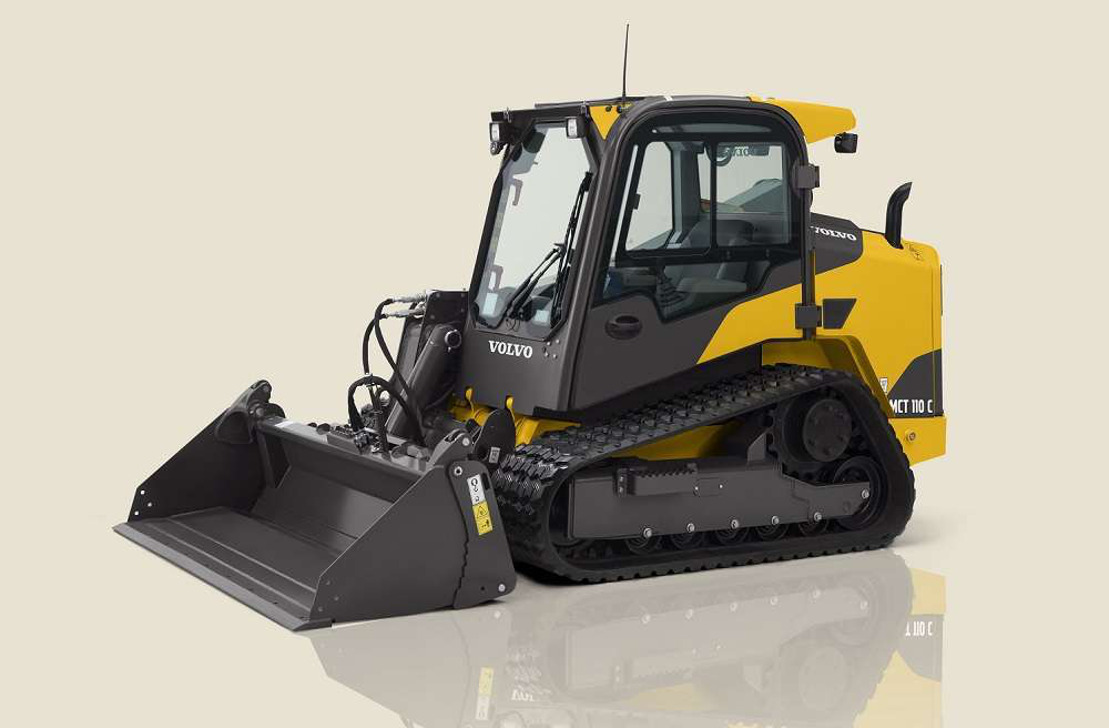 Volvo MCT110C compact track loader C-Series