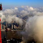 Wei Gensheng Shanghai crane operator photography