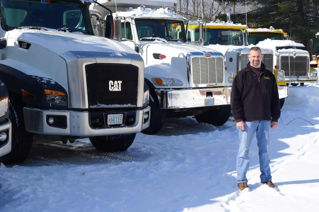 Jeremy Hiltz, the 2014 Equipment World Contractor of the Year