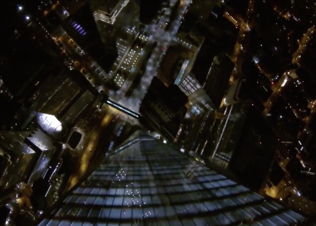 BASE Jump 1 WTC