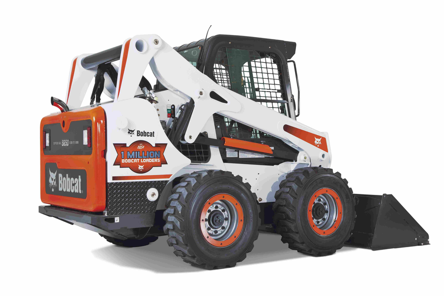 Bobcat is 'unstoppable' as it gets ready to produce one millionth loader. (Photo courtesy of Bobcat)