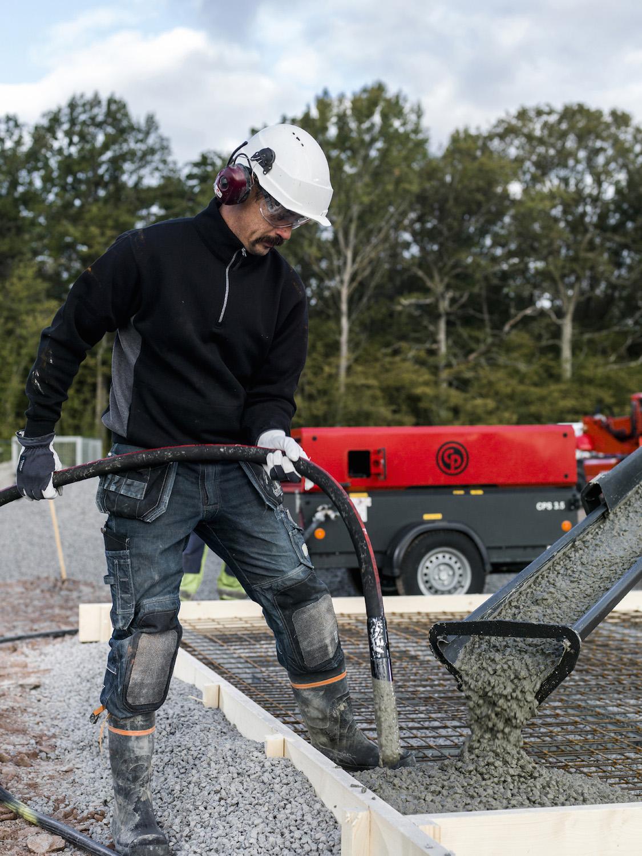 вибратор для заливки бетона