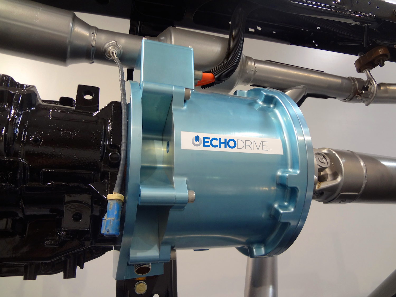 Echodrive Bolt On Hybrid Kit Motor