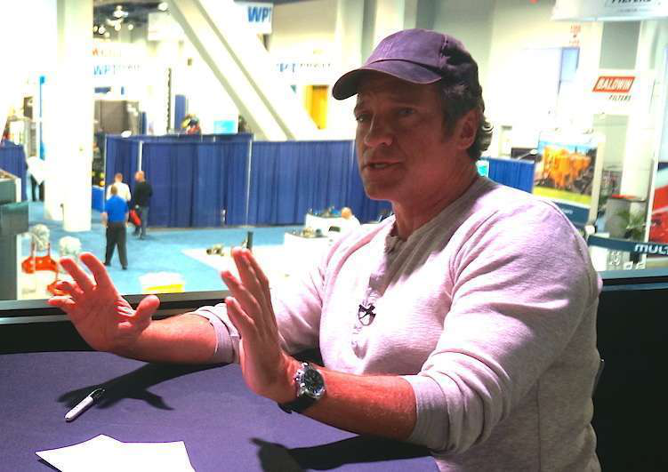 Mike Rowe opens up about opera, skilled trades and Dirty