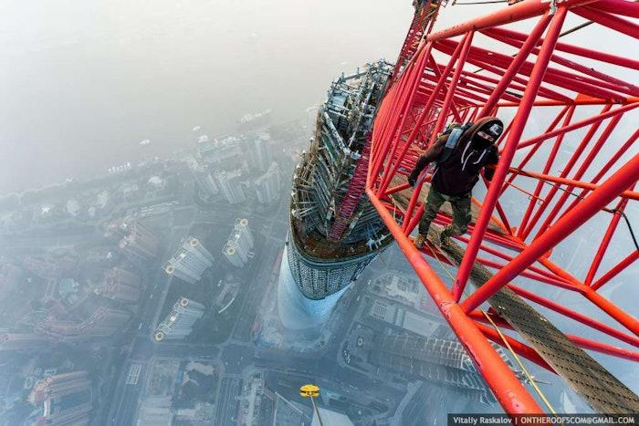 Shanghai Tower Ninjas 6