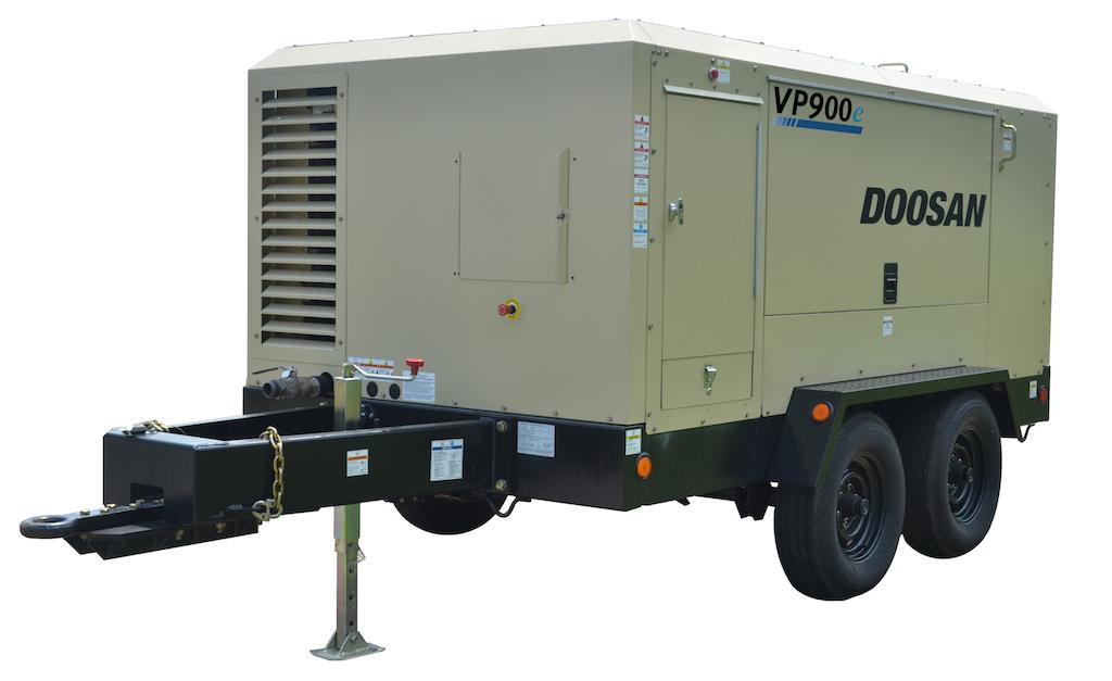Doosan VP900e  electric-driven compressor