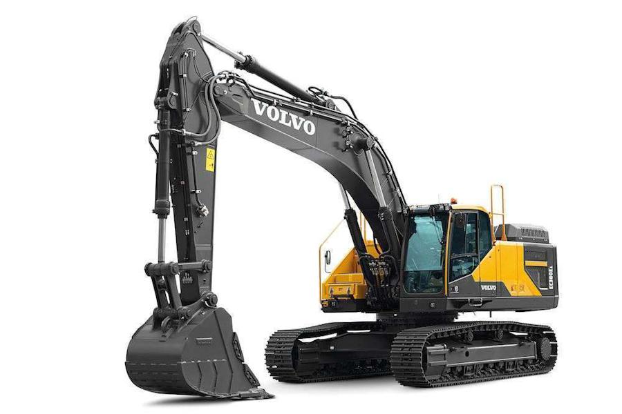 EC380E Tier 4 Final excavator