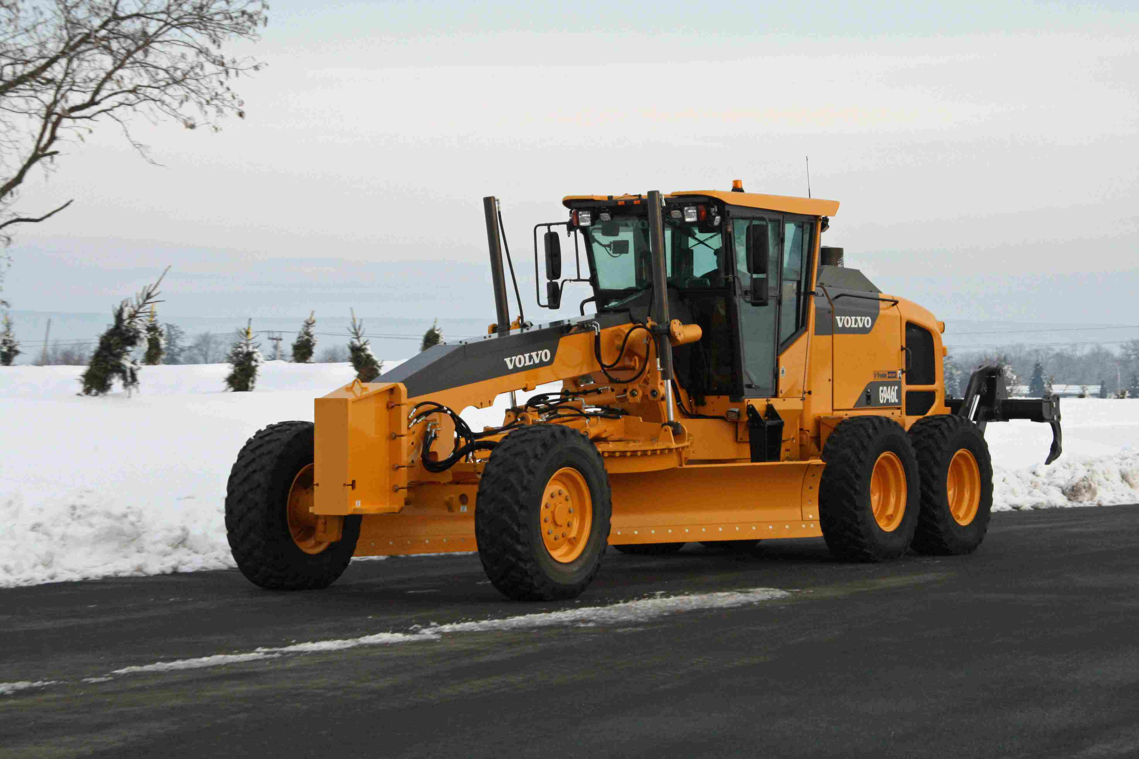 Volvo launches Tier 4 Final engines, E Series excavators, G Series articulated haulers and H ...