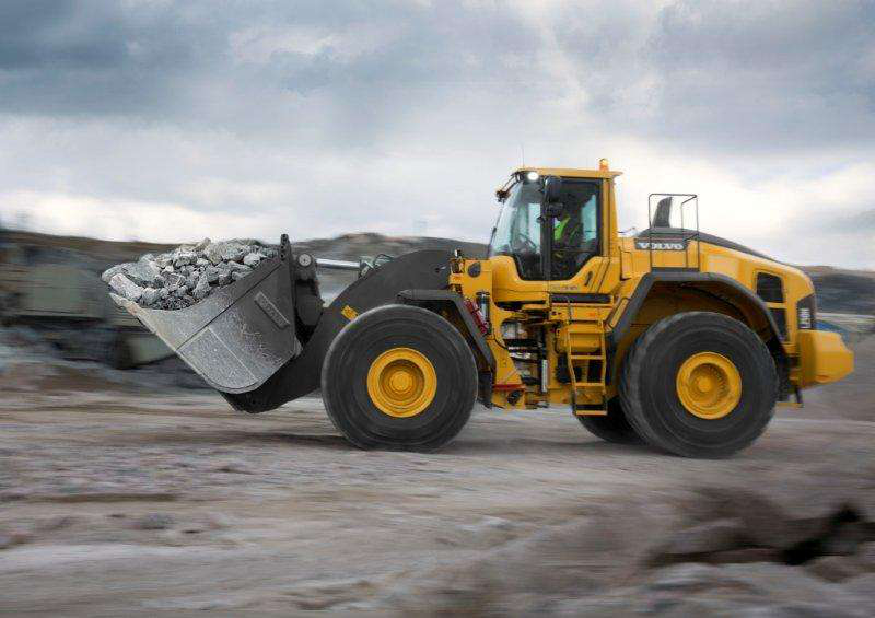 Volvo CE launches Load Assist: real-time payload data