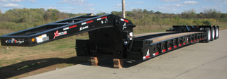 XL 110 Low-Profile HDG trailer