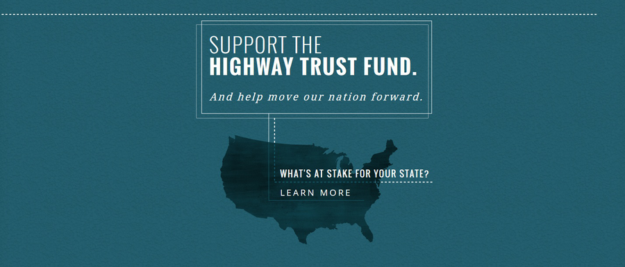 """The """"Nation at a Crossroads"""" tool aims to educate the public and elected officials about the potential insolvency of the Highway Trust Fund."""