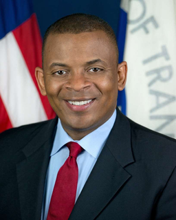 Transportation Secretary Anthony Foxx