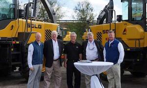 Flagler construction joining SDLG dealer network