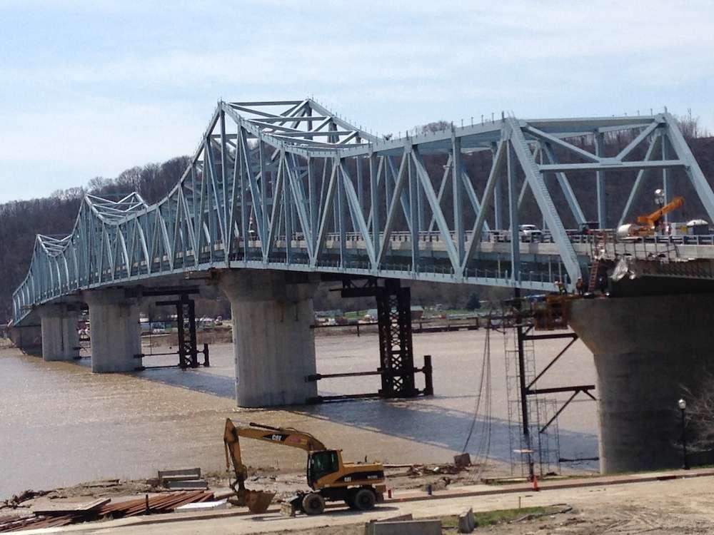 Milton Madison Bridge slide