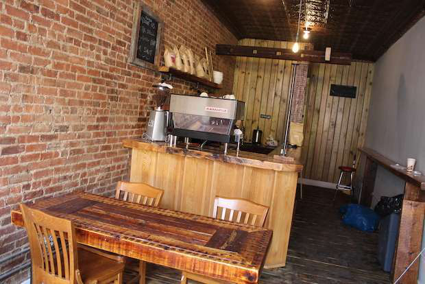 Coffee house design pictures