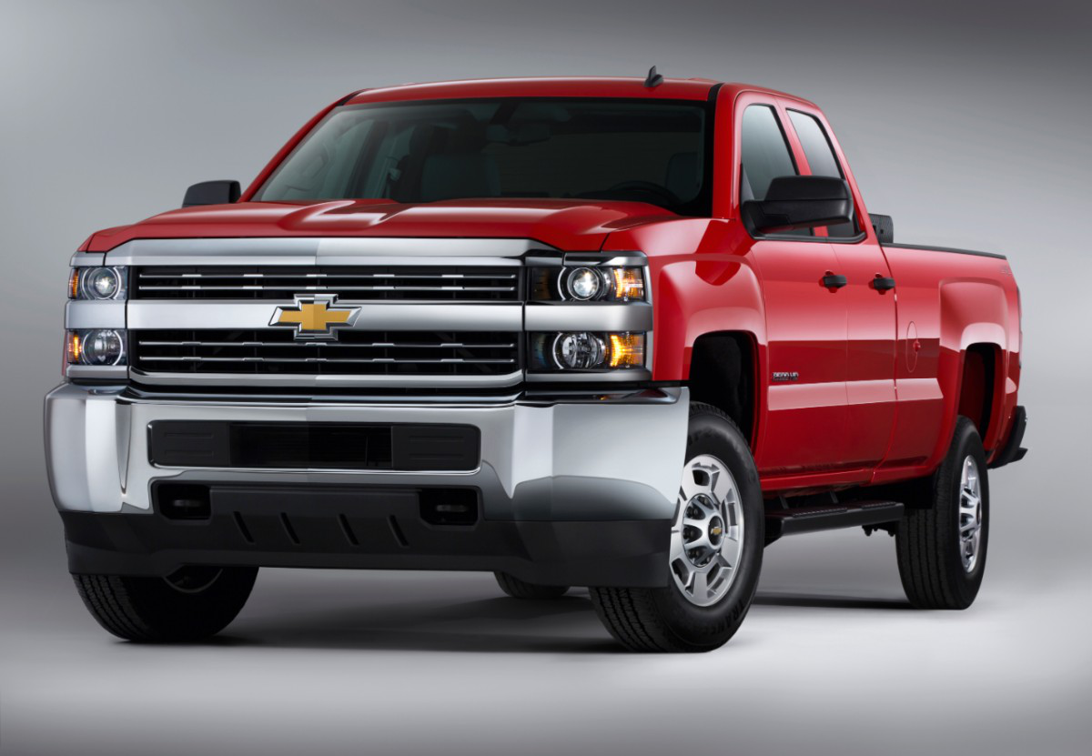 Truck 2500 chevy truck for sale : First Drive: 2015 Chevrolet Silverado 2500HD bi-fuel CNG ...