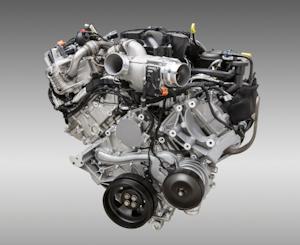 Ford's 6.7-liter Power Stroke V8