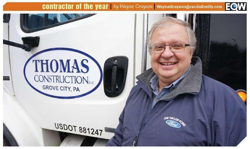 COY Doug Thomas