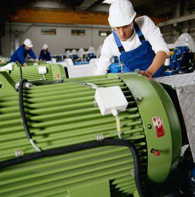 Electric Motor Maintenance