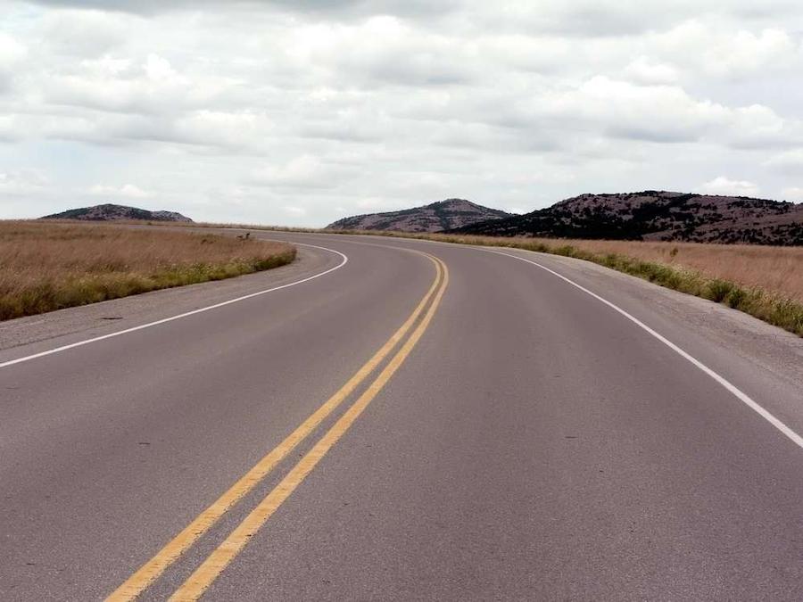 Oklahoma-road-Better-Roads