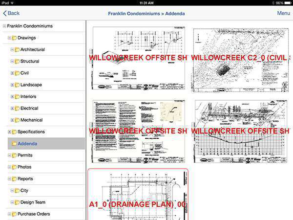 Project Plan Room App