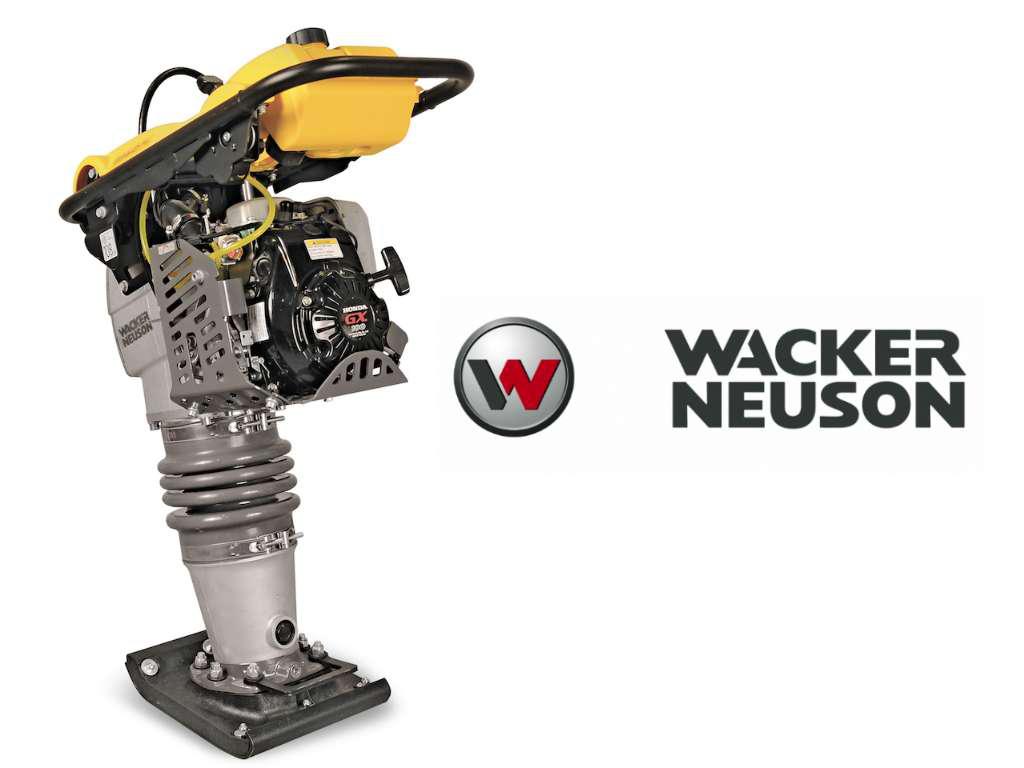 Wacker Neuson BS 60-4A rammer Honda