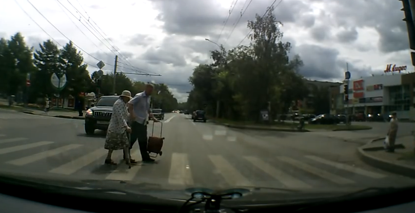 random act of kindness - Better Roads