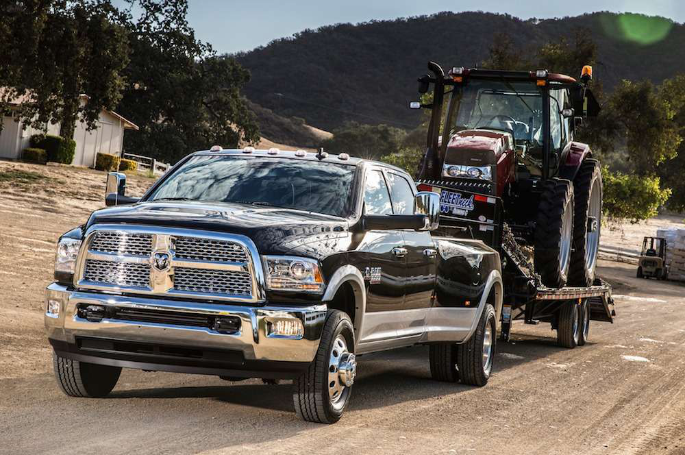 Ram Adopts Sae J2807 Towing Standard For All 2015 Truck Models