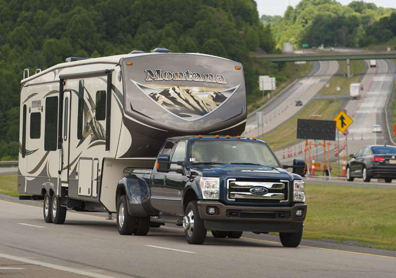 FIRST DRIVE: 2015 Ford Super Duty pickups pack powerful ...