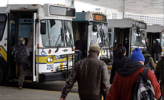 Pace park and ride