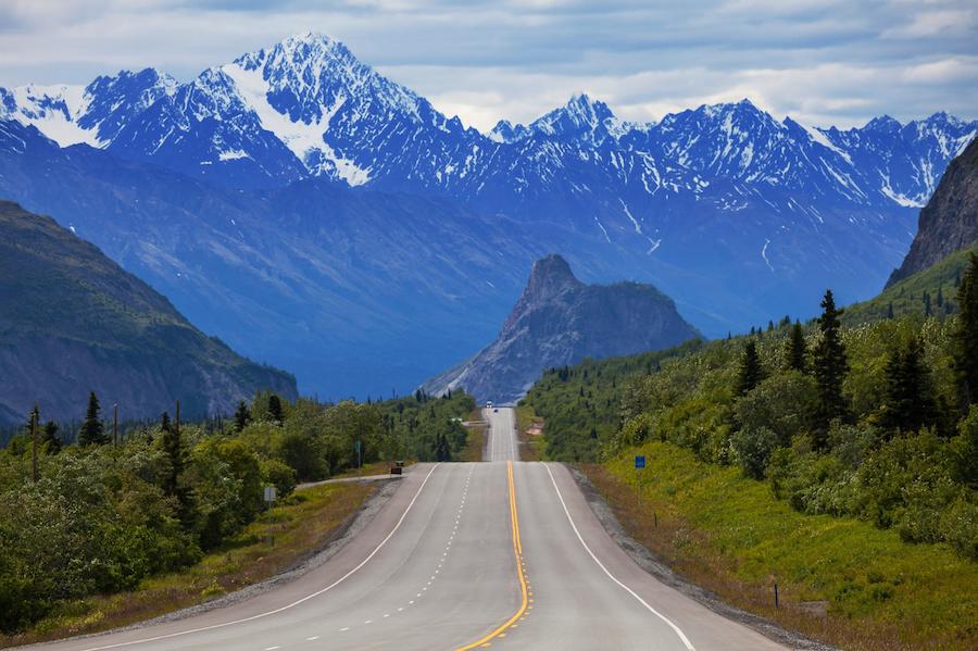 alaska dot testing speed limits to improve pass