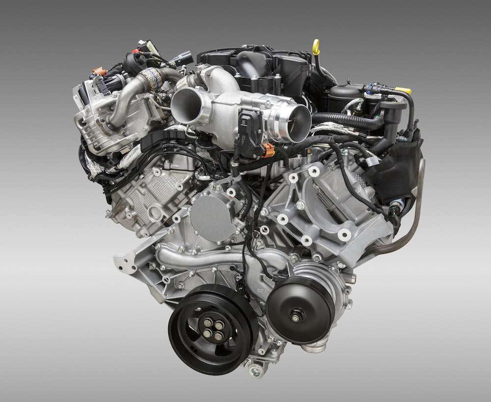 Second-Generation 6.7-liter Power Stroke® V8 Turbo Diesel Engine