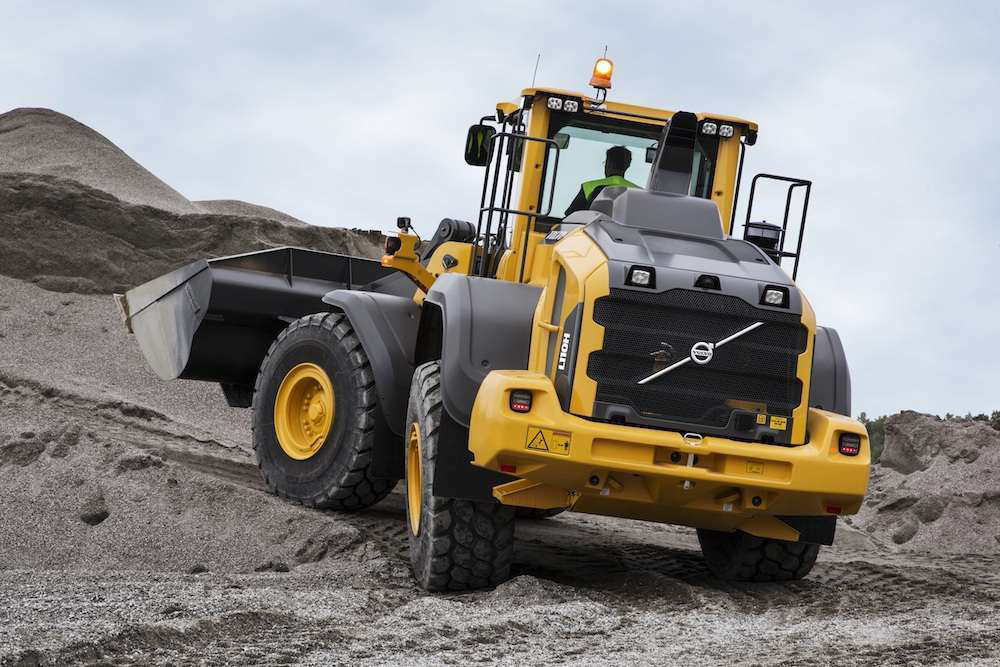 Volvo launches new L110H and L120H wheel loaders; reduce fuel usage 18%