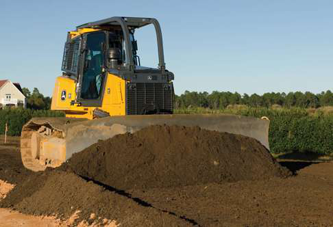 DOZERS REDEFINED: How electronics and machine control made