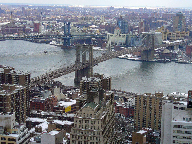 Brooklyn_Bridge_by_David_Shankbone