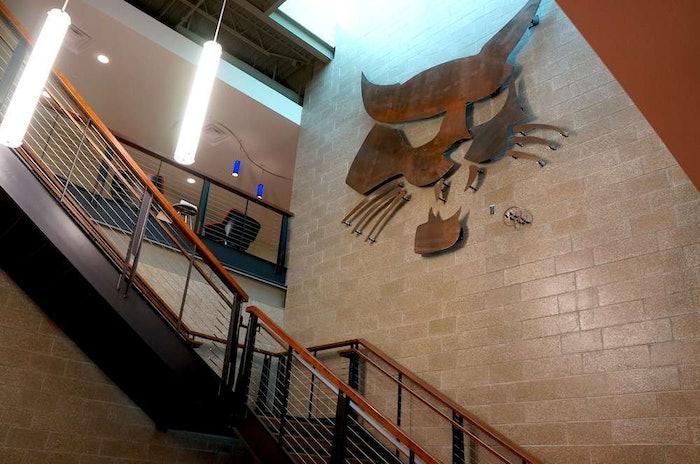 Inside Bobcat Acceleration Center