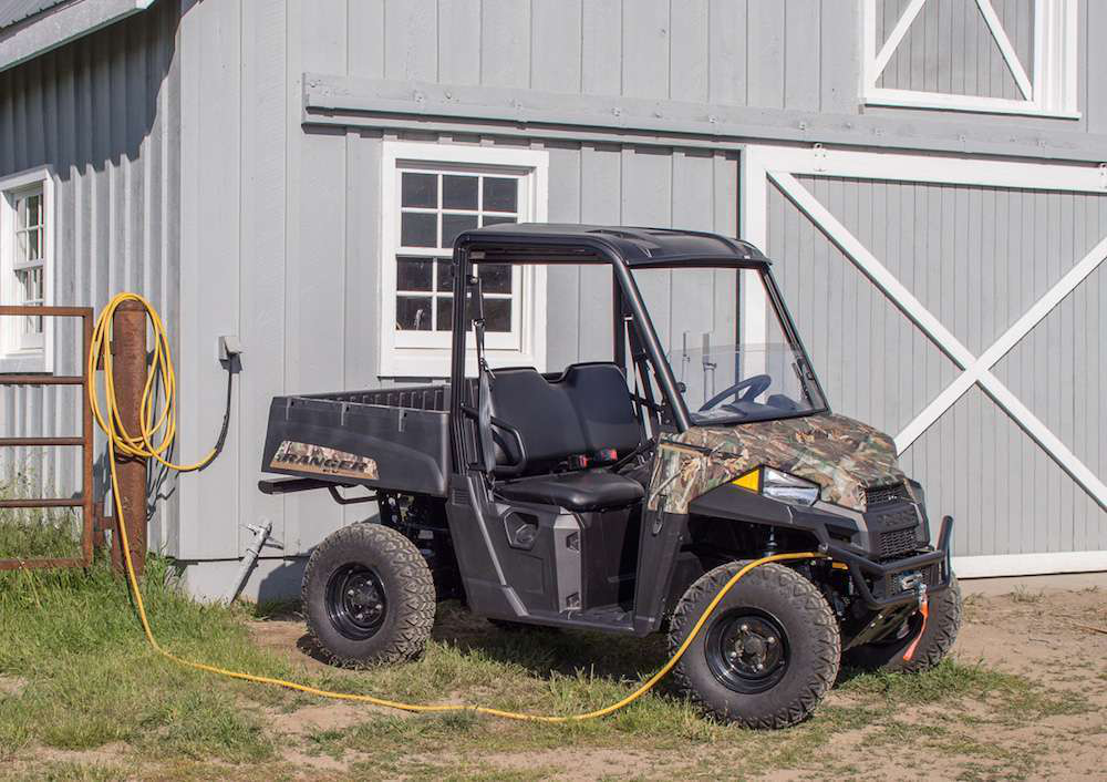 2017 Ranger Ev Electric Utility Vehicle