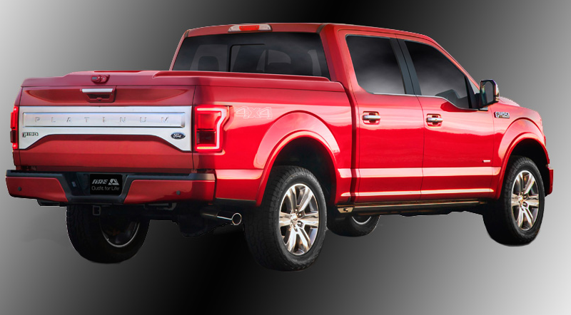 You Can Order A Sleek Mpg Boosting Tonneau Cover For Your 2015 F 150 While You Wait For The Truck To Get Here