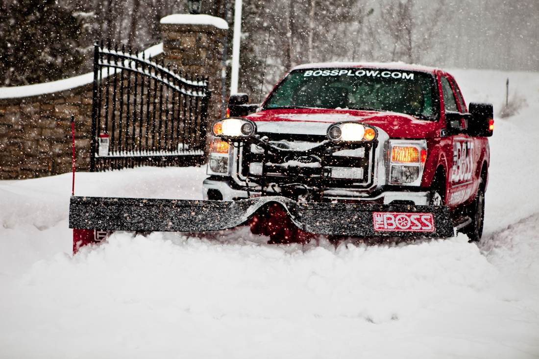Image result for boss snowplow