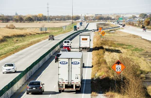 Nebraska DOT begins major infrastructure projects