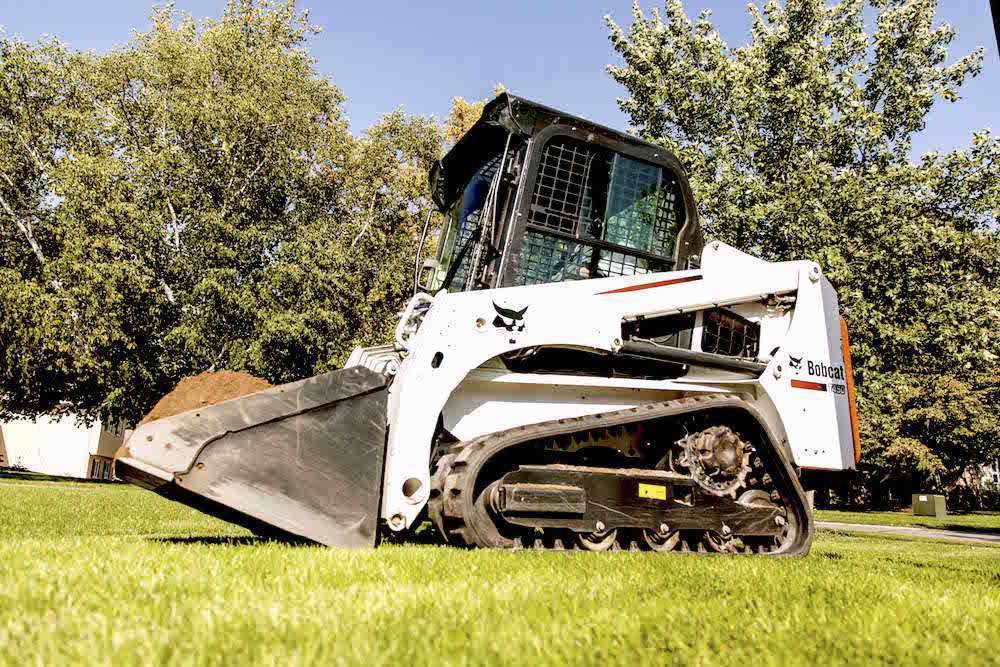 Bobcat intros S450 skid-steer and T450 compact track loaders
