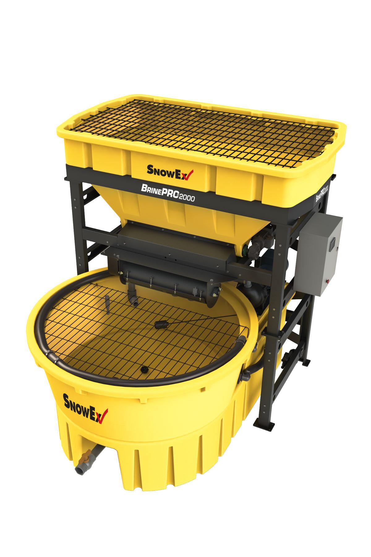 SnowEx BP-2000 brine maker
