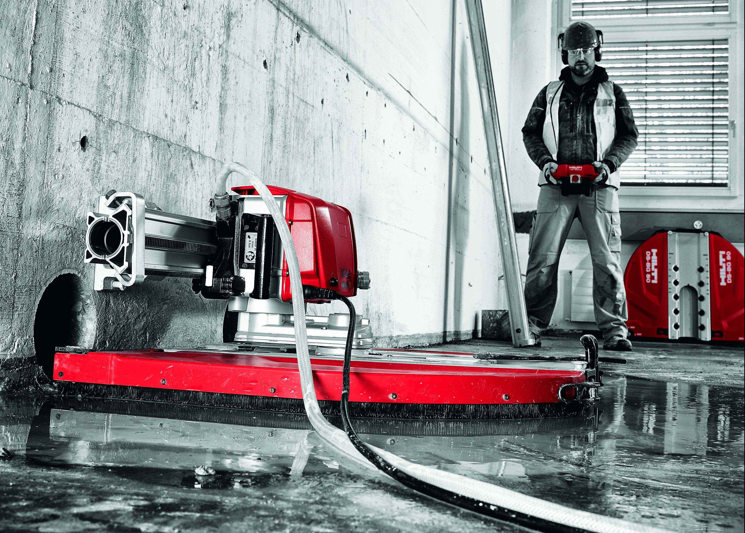 Curvaceous Cutters Wave Technology Powers Hilti Breakers