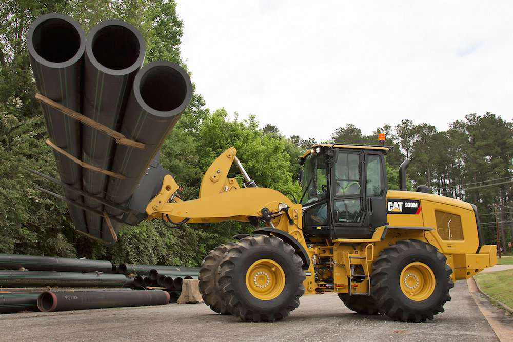 Caterpillar 926m 930m And 938m Wheel Loaders Debut At