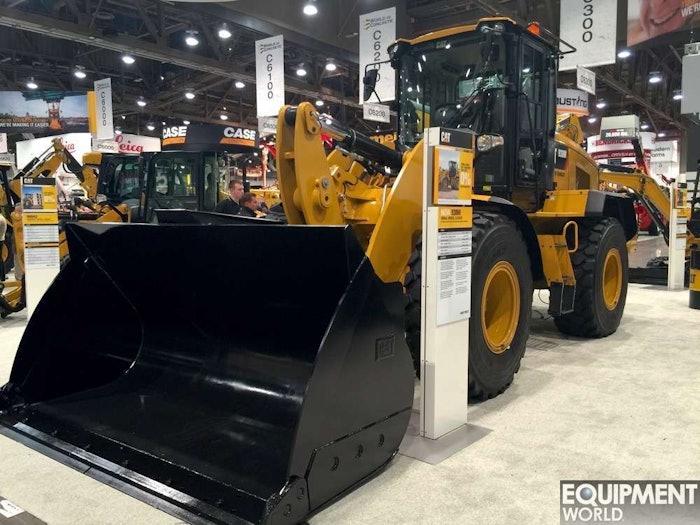 Caterpillar 938M small wheel loader